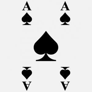 T-shirt cards game. Create your t-shirt as of spades online.