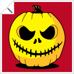 Halloween designs, pumpkins and monsters to print on t-shirt.