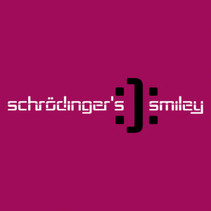 Smiley t-shirt or gift. Schrödinger's smiley happy and sad to be designed online.